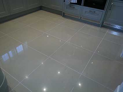 Porcelain Tile Floor Cleaning In Cheshire