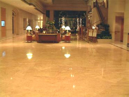 Marble Floor Cleaning in Cheshire 1