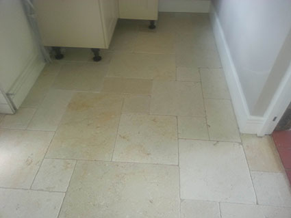 Marble Floor Cleaning in Cheshire after