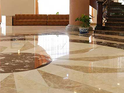 Marble Floor Cleaning in Cheshire 2