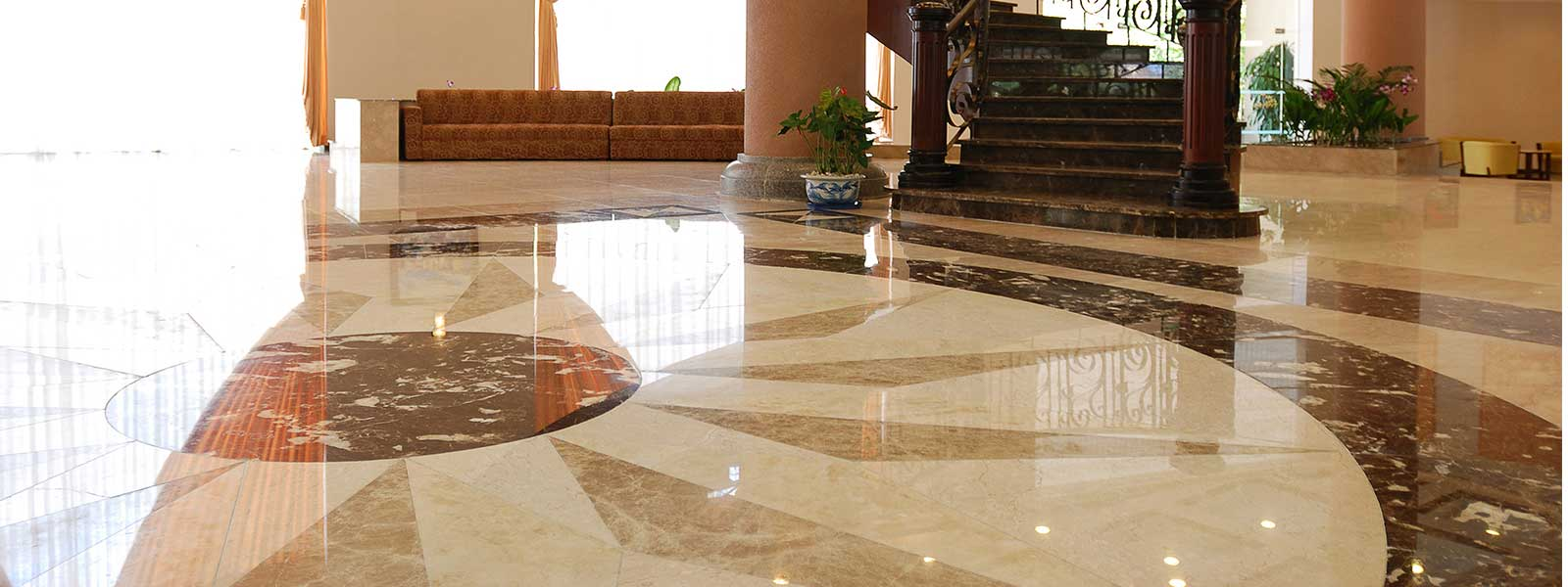 Marble Floor Cleaning and Polishing in Cheshire